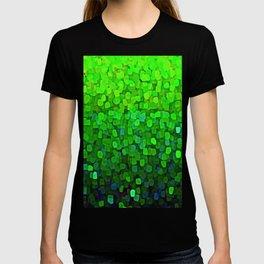 Glitter Sparkles Green T-shirt