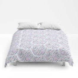 Most Logo comb Comforters