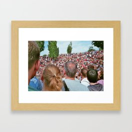 Mauerpark, Berlin Framed Art Print