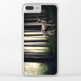 Tales of Wilderness Clear iPhone Case