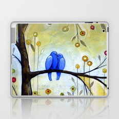 Garden for Two Laptop & iPad Skin