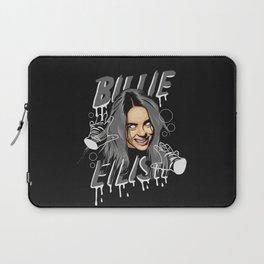 Billie Eilish (Color) Laptop Sleeve