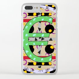 Fruit Machine 09 Clear iPhone Case