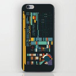 Control Interface iPhone Skin