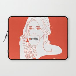 Coffee break Laptop Sleeve