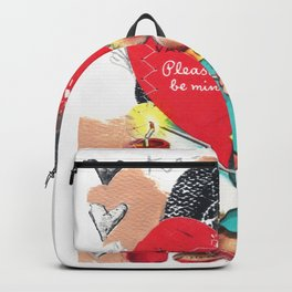 Please Be Mine Backpack