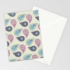 Praisley pattern Stationery Cards