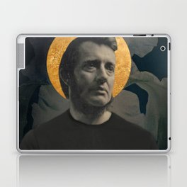 The First Straight Edge Saint Laptop & iPad Skin