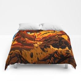 kyuubi angry Comforters