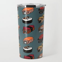 Sushi Boxers Travel Mug