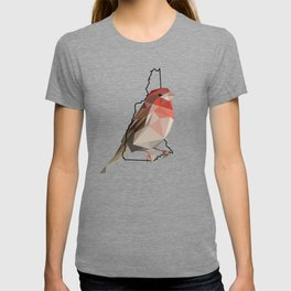 New Hampshire – Purple Finch T-shirt