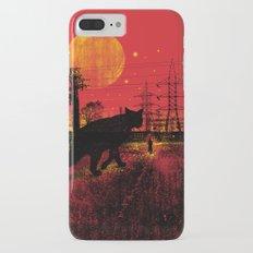 Cleo in the Dark iPhone 7 Plus Slim Case