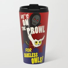 Careless Owls Travel Mug