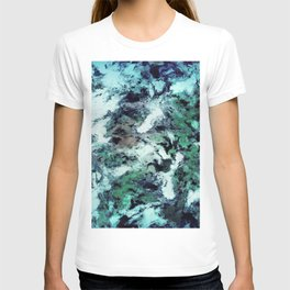 Iced water T-shirt