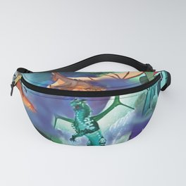 Wings-Of-Fire All Dragon Fanny Pack