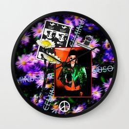 GD Insta Theme Wall Clock