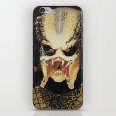 The Predator iPhone & iPod Skin
