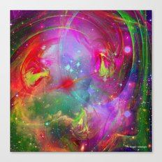 Beyond The Known Canvas Print