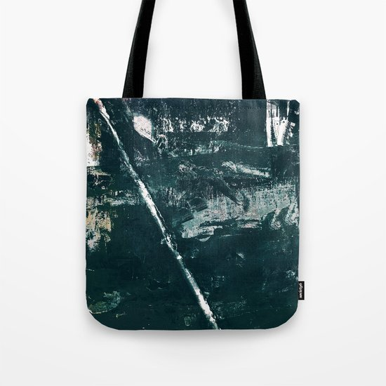 On a Tightrope Tote Bag