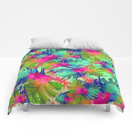 Nature flower pattern Comforters