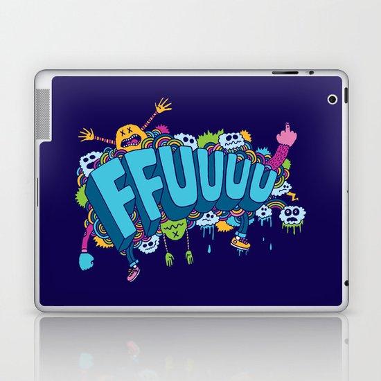 FFUUUU Laptop & iPad Skin