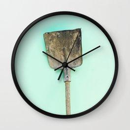 Shovel Wall Clock