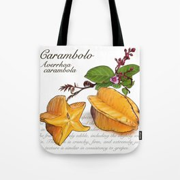 Carambolo Tote Bag