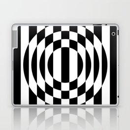 Hot Spot    Black & White Laptop & iPad Skin