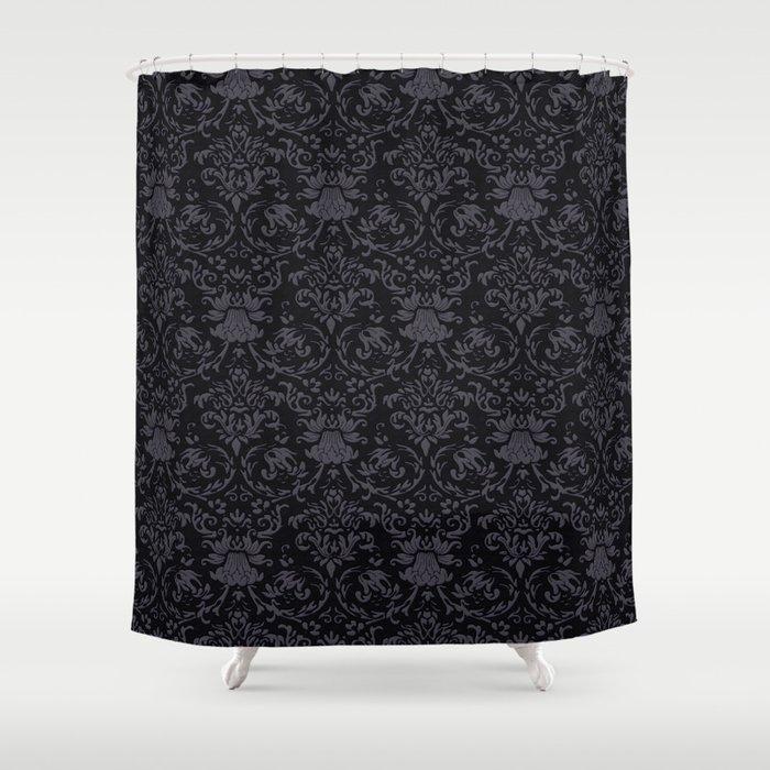 9173b7b5 Gothic Shower Curtain | Flisol Home