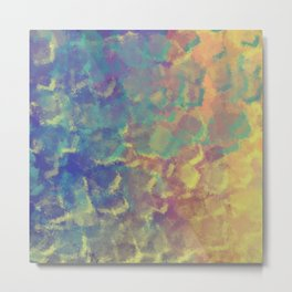 Watercolor Splash #4 #art #society6 Metal Print