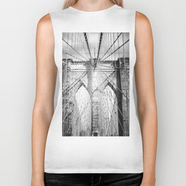Brooklyn Bridge Biker Tank