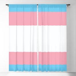 Transgender Pride Blackout Curtain