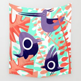 Tropic topic Wall Tapestry