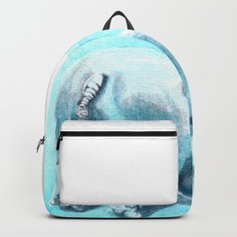 Bums-up Baby Hippo Fantasia Ballet Backpack