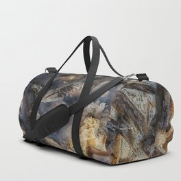 Rabbit Agate Duffle Bag
