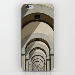 Florence archways iPhone Skin
