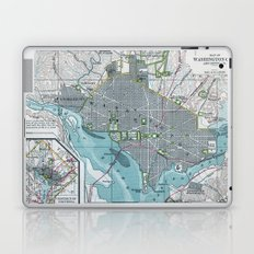Washington City Laptop & iPad Skin