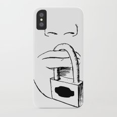 Freedom of Expression 3 of 3 Slim Case iPhone X