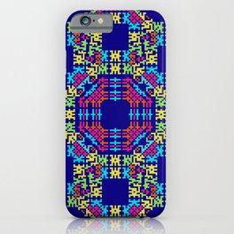 """Snowflakes"" series #6 iPhone Case"