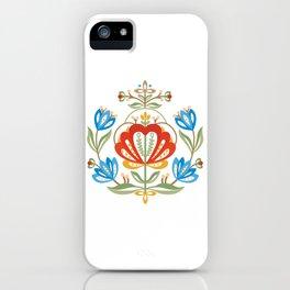Nordic Jelsa iPhone Case