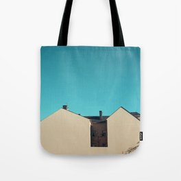 Blind House Tote Bag