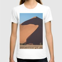 dune T-shirts featuring Sand Dune by Katie Jo Sheppard