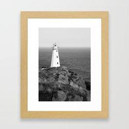 Cape Spear Lighthouse No.4 Framed Art Print