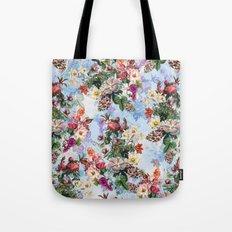Summer Botanical Garden IX-II Tote Bag