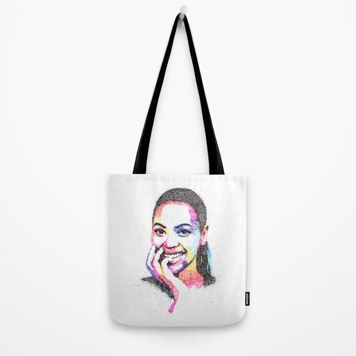 Queen B Tote Bag