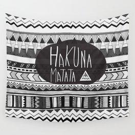 HAKUNA MATATA  Wall Tapestry