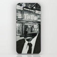 The Sur Real Man 6 iPhone & iPod Skin