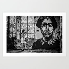 This is the way Art Print