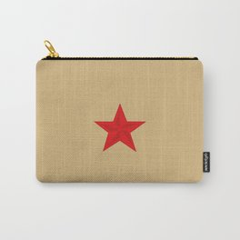 Red Star Communist Carry-All Pouch