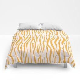 Zebra 006 Comforters